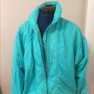 Jackets & Blazers - Vintage Lavon by Cheerful Corp Windbreaker Jacket